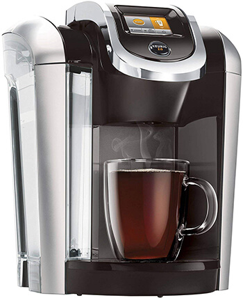 Keurig Hot 2-0 K425 Plus Series Single-serve Coffee Maker